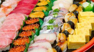 寿司ネタによるワサビの効き方の違い。イカやタコはワサビがよく効く?
